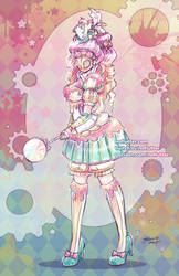 Cupcakepunk by NoFlutter