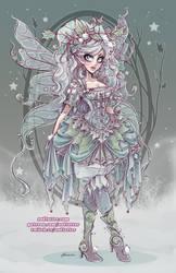 Winter Fairy by NoFlutter