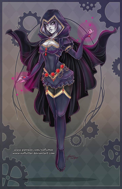 Raven by NoFlutter