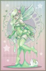 Absinthe Fairy by NoFlutter