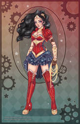Wonder Woman by NoFlutter