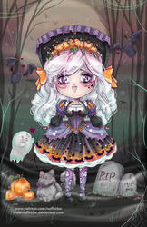 Spoopy Halloween 2017 by NoFlutter