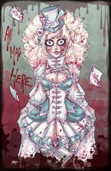 Crazy Alice 2017 by NoFlutter