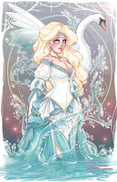 Swan Princess by NoFlutter