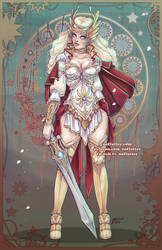 She-ra by NoFlutter