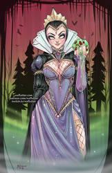Evil Queen by NoFlutter