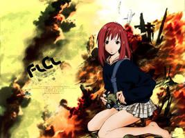 FLCL by noaru