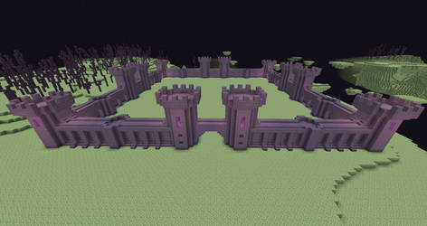 End Fortress by 3xc4l1bur