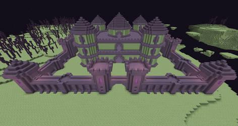 End Fortress + End Castle WIP 2 by 3xc4l1bur