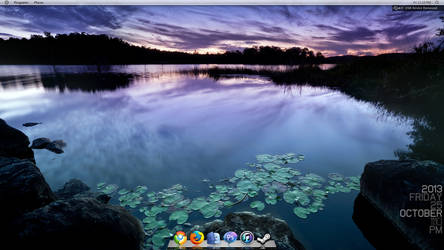 Cairo Desktop by G3mpi3