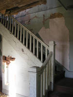 S.S. Old Staircase by shudder-stock