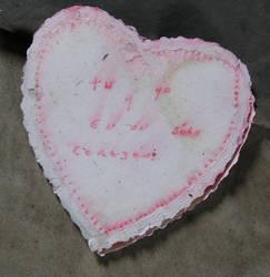 S.S. old valentine by shudder-stock