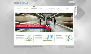 Cebi-Insaat Web Interface by ThanRi