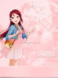 Bg para Zoe by KiyoshiKenC