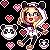 Panda pixel by meekakun