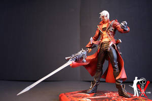 Dante Devil May Cry 3 Front by ogamitaicho
