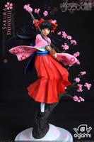 Sakura Shinguji GK 1/8 - 01 by ogamitaicho