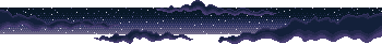 Night Sky Divider by CloudTrapper