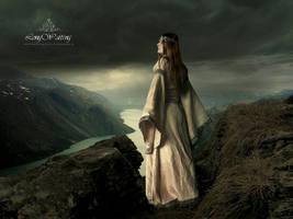 Long Waiting by fallenangelII