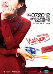 Vietnam Summer Festival 2012 by macduy