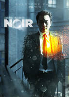 Noir: Fire and Particles by macduy