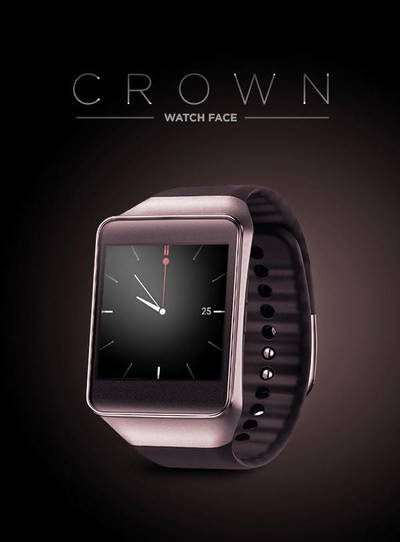 Crown - Watch face by macduy