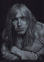 Tom Petty by MissKuney