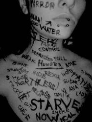 Eating disorder by aeon-ferrar