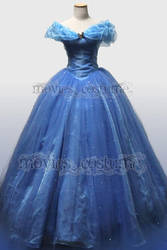 Dinner-party-princess-cinderella-dress-costume by moviescostume