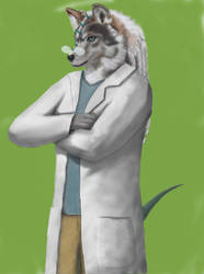 Simon the Doctor by BaxterOng