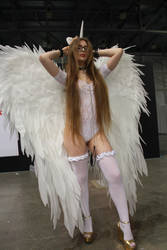 Princess Molestia at Comic Con'17 45 by Valikdu