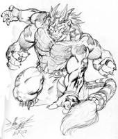AC07 - Chaos Sketch by Pegasus316