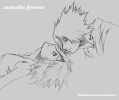 Sasusaku forever by Kodama-sama
