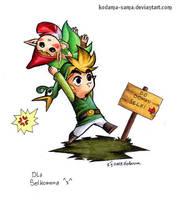 run Link, run by Kodama-sama