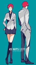 49 days left by kyunyo