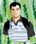 Ashwanth by bigomega