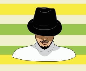 Mr. Fancy-hat by bigomega