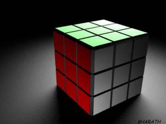 Rubiks Cube by bigomega