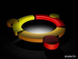 Ubuntu Logo by bigomega