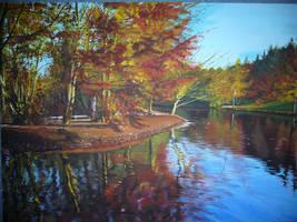 Autumn by olegmd