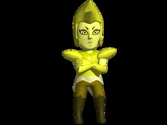 Yellow Diamond TT Style by McChipy