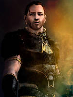 Dragon Age: Anders by olivegbg