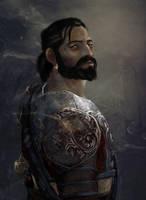 Dragon Age Origins: Duncan by olivegbg
