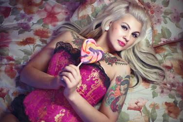 Lollipop by lesyakikh