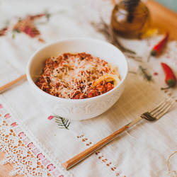 Italian food by lesyakikh