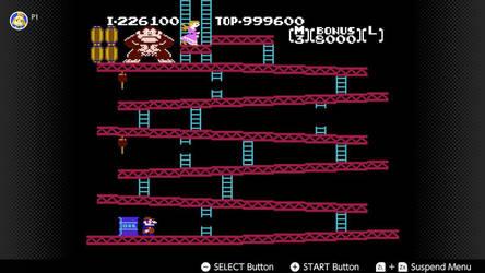 Donkey Kong: Level Unknown by DarkwingFan