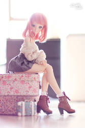 Coco . Suitcases by OrchidDolls
