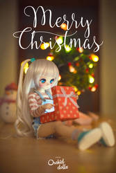 Merry Christmas . Nebula by OrchidDolls