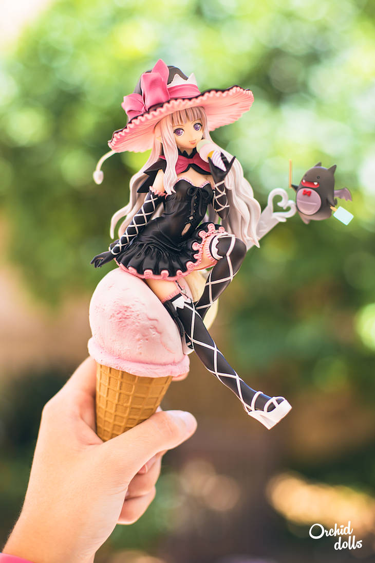 Ice Cream . Melty by OrchidDolls