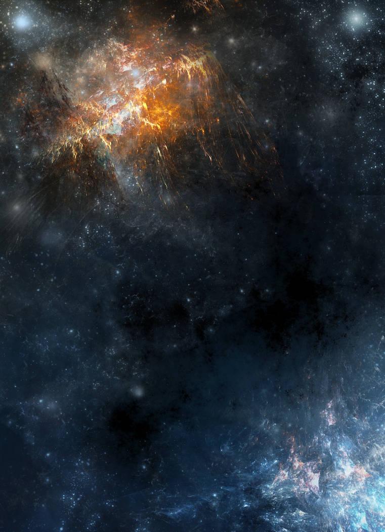 Ascella Nebula by AnnAquamarine